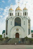 Kaliningrad. Cathedral of Christ the Savior — Stock Photo