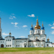 St Sophia-Assumption Cathedral in Tobolsk Kremlin — Stock Photo