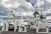 Yalutorovsk で sretensky の大聖堂。ロシア — ストック写真