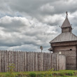 Stock Photo: Yalutorovsk. Sretensky fortress. Russia