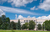 Baltic Federal University. Kaliningrad. Russia — Stockfoto
