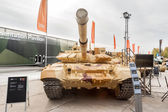 Modernized tank T-72. Russia — Stock Photo