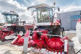 Fodder harvesting RSM 1401 combine — ストック写真