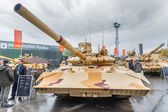 T-72. Modernized tank. Russia — Stock Photo