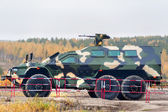 SBA-60K2 Bulat armored vehicle (Russia) — Stock Photo