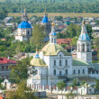 Постер, плакат: Church of Saint Michael Archangel Tobolsk Russia