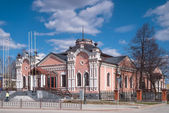 Provincial museum of Tobolsk. Russia — Stock Photo