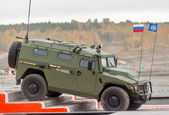 VPK-233114 Tigr-M armored vehicle (Russia) — Stock Photo