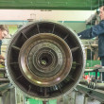 ������, ������: Mechanics assembly aviation engine