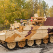 Постер, плакат: Tank Support Fighting Vehicle Terminator