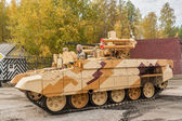 "Tank Support Fighting Vehicle ""Terminator"" — Stock Photo"