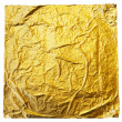 Gold leaf - Stock Photo
