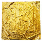 Gold leaf — Stock fotografie