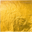 Stock Photo: Gold leaf