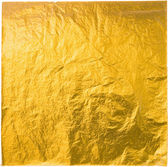 Gold leaf — Foto Stock
