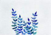 Ultramarine plant — Stock Photo