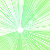 Abstract green beams background — Zdjęcie stockowe