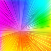 Abstract colorful beams background for your design — Cтоковый вектор