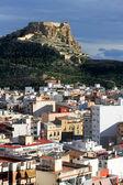Alicante Spain Mediterranean City — Stock Photo