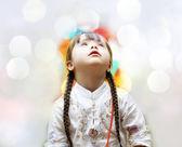 Portrait der schönen mädchen — Stockfoto