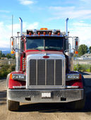 American Truck — Stock Photo