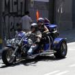 Bikers on Barcelona Harley Days 2013 — Stock Photo