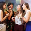 Teenage girls having fun — Stock Photo #30563261