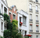 Paris Montmartre — Stock Photo