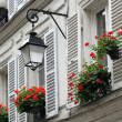 Paris, montmartre — Stock Photo