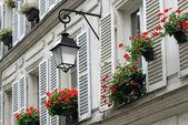 Paris, montmartre — Stock Photo