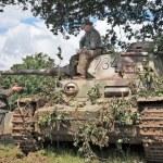 Постер, плакат: German panzer tank