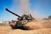 Challenger tank — Stock Photo