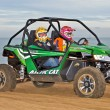 Beach buggy race — Stock Photo #48714345