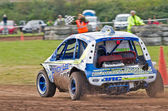 Racing autograss car — Stock Photo