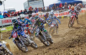 MX1 MX2 Moto-X — Stock Photo
