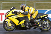 Moto velocità — Foto Stock
