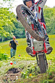 Pro rider — Stock Photo