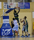 James Gist , Cup Andalucia 2012 — Foto de Stock