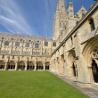 Norwich Cathedral — Stockfoto #12867208