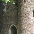 Close up of Cow Tower norwich artillery Block — Stock Photo