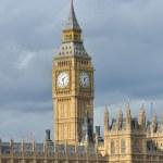 Clock tower big ben — Stock Photo #13444191