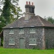 Stock Photo: Flint Cottage