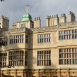 Stock Photo: Audley end country house