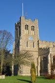 English Parish Church tower — Stock Photo