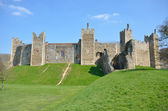 Framlingham kasteel — Stockfoto