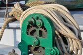 Rope winding Device — Stock Photo