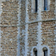 Detail of castle Tower — Stock Photo