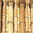 Carved Columns — Stock Photo #31834095
