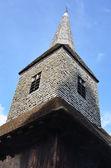 Kyrkans torn av trä — Stockfoto