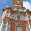 Looking up at Colchester Town Hall — Stock Photo